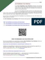 Pert Studebaker Case Solutions LAxlp