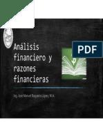 02 Presentación_Razones Financieras