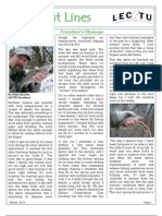 LECTU Trout Lines Newsletter - Winter 2010