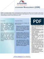 Crm Brochures