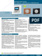 016R-Gestion Temperature Domotique Complet
