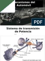 S2 Sistema de transmisión-El embrague