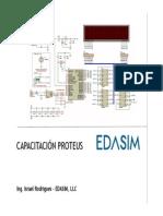 EDASIM Capacitacion Proteus
