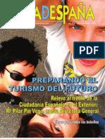 Carta de España Septiembre 2009