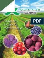 Katalog sadnica