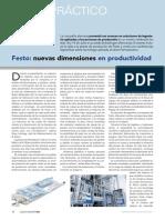 Nuevas Dimensiones en Productividad Www.farmaindustrial.com