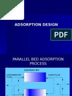 29 - Adsorption Design