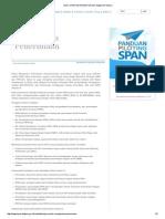 Span _ Sistem Perbendaharaan Dan Anggaran Negara
