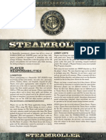 Steamroller Rules 2015