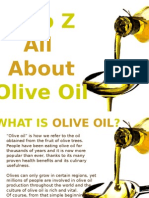 A to Z About Olive Oil » History, Types and Health Benefits