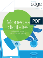 BBVA Innovation Edge. Monedas Virtuales