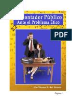El Contador Publico Ante El Problema Etico