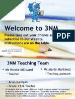 back to school curriculum night -3nm-2015