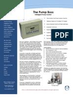 Pump Boss - Intelligent Pump Control
