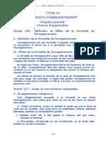 CGI Les Droits d'Enregistrement 2015