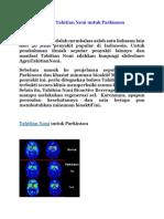 Obat Herbal Untuk Penyakit Parkinson