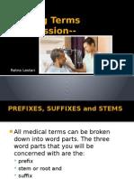 Nursing Terms2