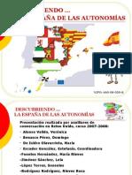 La Espana de Las Autonomias