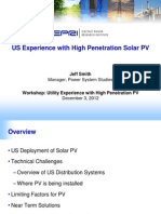 1-Jeff Smith EPRI High Pen PV US Experience