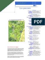 Circuits Pédestres - 45 Randonnées Dans Les Vosges (Ign)