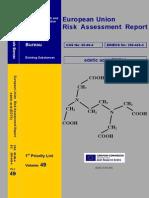 EDTA - EU Risk Assessment Report RAR_061[1]