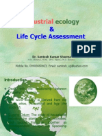 Indu Eco and Life Cycle Assess by Dr Santosh Sharma