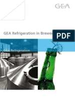 GEA Refrigeration in Breweries