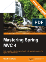 Mastering Spring MVC 4 - Sample Chapter