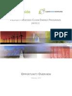 Clean Energy Advocates Greenside Intro 021810
