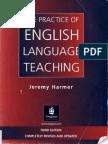 The practice of English language teaching-Jeremy Harmer