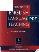 The practice of English language teaching-Jeremy Harmer