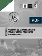 Procesos de Almacenamiento y Transporte de Productos Agropecuarios