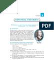 Class XI Chapter on Binomial Theorem