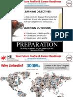 Creating Your Future Profile