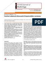 Contrast enhanced ultrasound of hepatocellular carcinoma.pdf