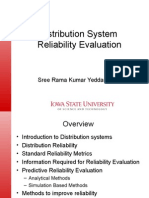 Distribution Reliability Predictive
