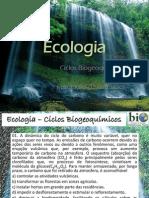 Ecologia - Ciclos Biogeoquímicos (Questões de Vestibulares)