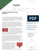 Como Investir Em NTN-B_ Dicas, Riscos, Taxas e Rentabilidade - Clube Dos Poupadores