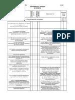 Evaluacion de Etiqueta NOM 051