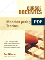 Modelos Pedagógicos curso para docentes