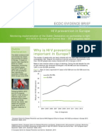2dublin Declaration Hiv Prevention Evidence Brief
