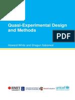Brief 8 Quasi-experimental Design Eng