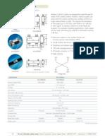 Data Sheet - Combinador