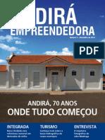 Revista Andirá Empreendedora n. 2 - Dezembro de 2013