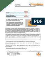 Ficha Técnica Del Tablero de Control 7320 (3)