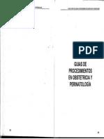 IV Guias Clinicas en Obstetricia y Perinatologia