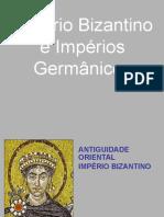 Bizantino e Germânicos