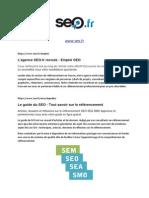 Agence SEO