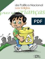 Cartilha PNRS Para Criancas ABES SP SELUR
