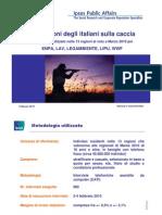 Sondaggio Caccia 2010 (2)
